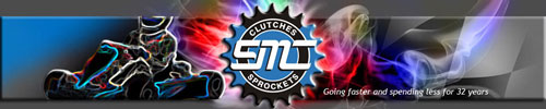 SMC Kart Racing Clutches