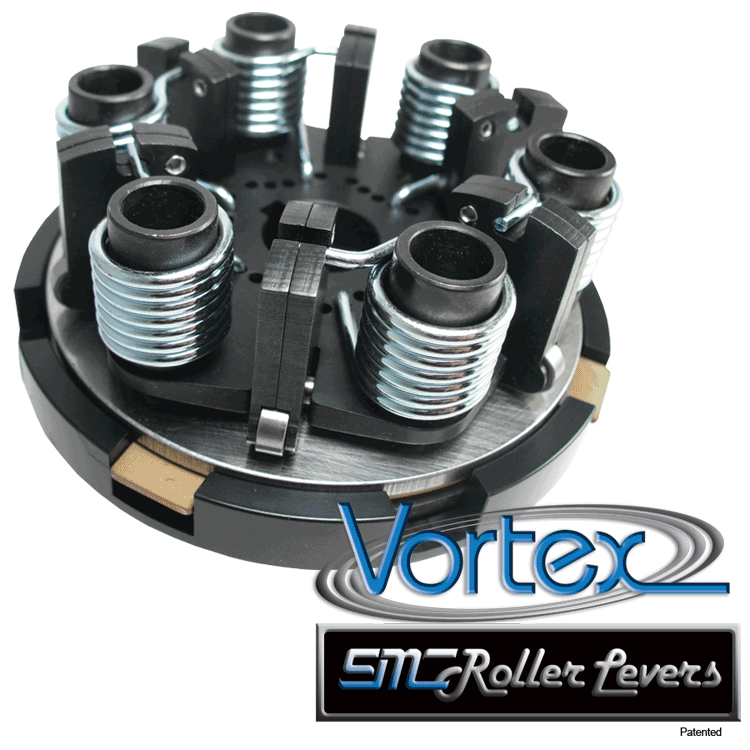 SMC Vortex Black One Disc Clutch