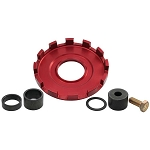 SMC Vortex Black to Red Conversion Kit 1 Disk Clutch