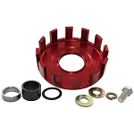 SMC Vortex Black to Red Conversion Kit 3 Disk Clutch