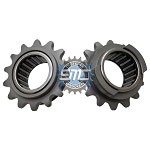 SMC Vortex clutch sprockets