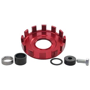 SMC Vortex Black to Red Conversion Kit 2 Disk Clutch